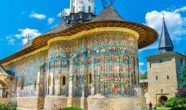 Bucovina Monastero Romania