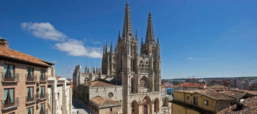 Cattedrale di Burgos Spagna Cammino Santiago