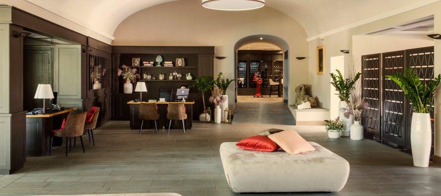 Toscana Resort Castelfalfi Acentro