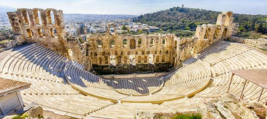 Teatro greco Atene