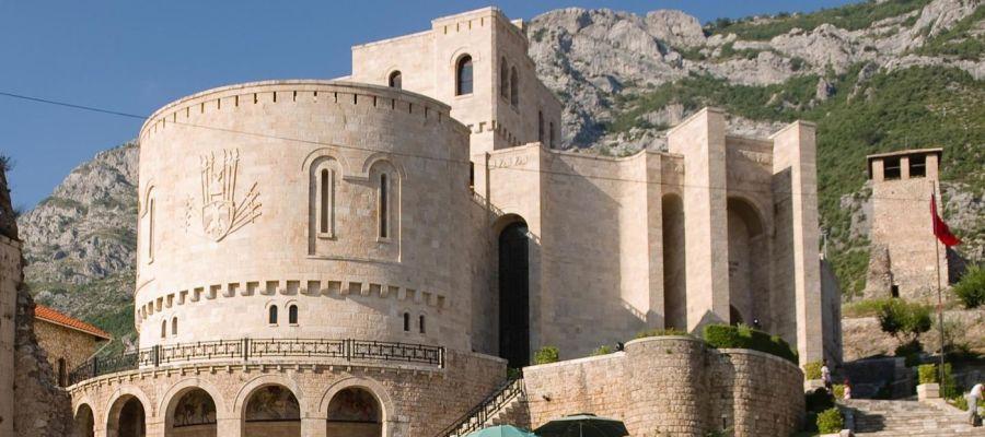 Castello di Kruja Albania