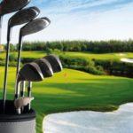 Trasporto sacca da golf