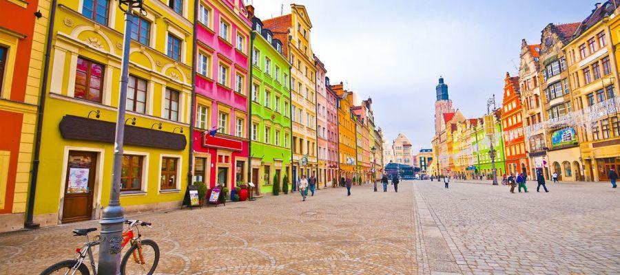 Varsavia Polonia