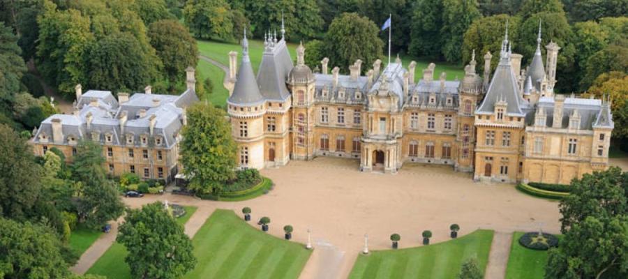 Waddesdon Manor Oxford