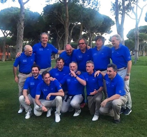 Italian Team European Cup 2019 - Cascais - Portugal