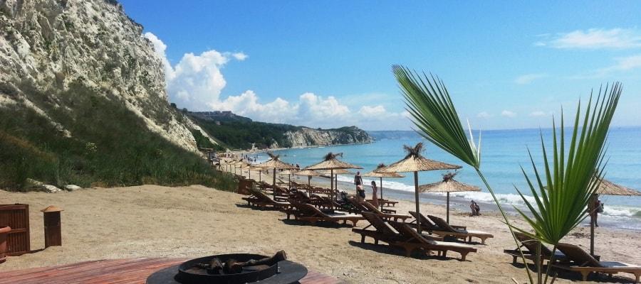 Bulagaria, Lightouse, spiaggia