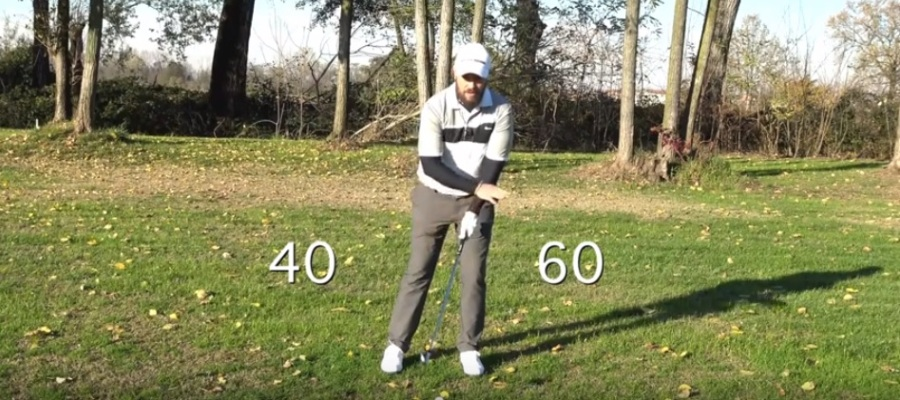 Consigli di golf come giocare un punch shot