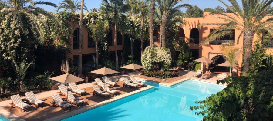 Tikida Golf Palace Agadir Acentro