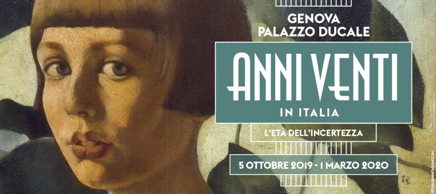 Mostra Anni Venti Genova