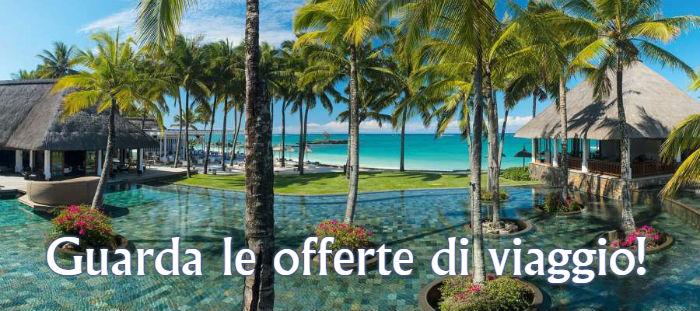 Offerte di viaggio per Mauritius