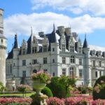 Castello di Chenonceau Loira Francia