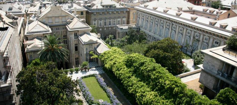 Palazzo Lomellino Genova