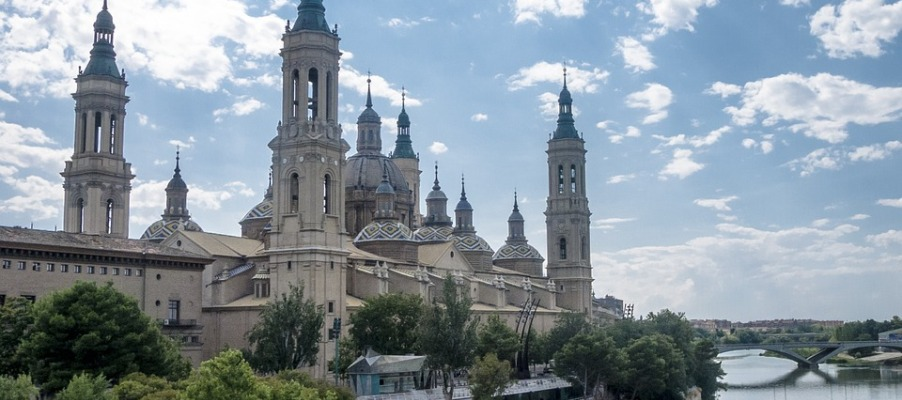 Saragozza Spagna