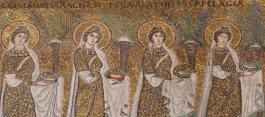 Basilica San Apollinare Ravenna