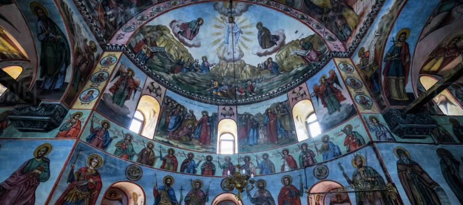Monastero di Bachkovo Bulgaria